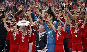Bayern Munich 3-0 Augsburg