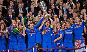 Benfica 1-2 Chelsea