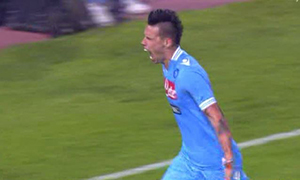 Bologna 0-3 Napoli
