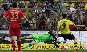 Borussia Dortmund1-1 Bayern Munich