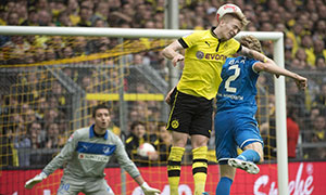 Borussia Dortmund1-2 Hoffenheim