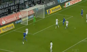 Borussia Monchengladbach 0-1 Schalke