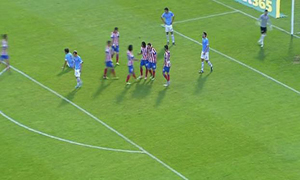 Celta de Vigo 1-3 Atletico Madrid