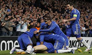 Chelsea 3-1 Basel