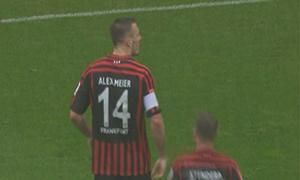 Eintracht Frankfurt 3-1 Fortuna Dusseldorf