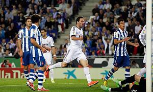 Espanyol1-1 Real Madrid