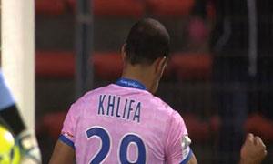 Evian TG 2-0 Valenciennes