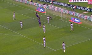 Fiorentina 1-0 Palermo