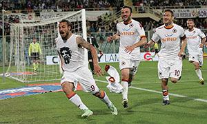 Fiorentina 0-1 AS Roma