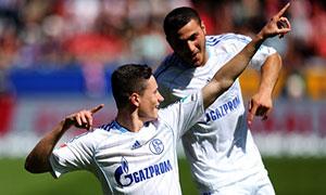 Freiburg 1-2 Schalke