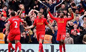 Fulham 1-3 Liverpool