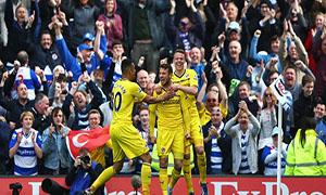Fulham 2-4 Reading