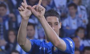 Getafe 2-1 Real Sociedad