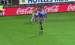 Granada 3-0 Osasuna