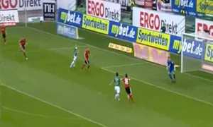 Greuther Furth 1-2 Freiburg