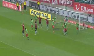 Hannover 3-0 Fortuna Dusseldorf
