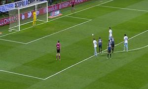 Inter 1-3 Lazio