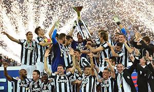 Juventus 1-1 Cagliari