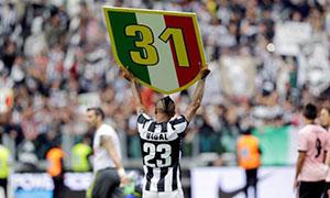 Juventus 1-0 Palermo