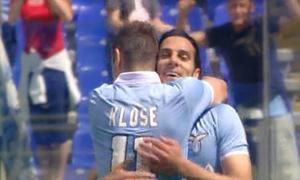 Lazio 2-0 Sampdoria