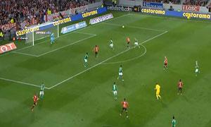 Lille 1-1 Saint-Etienne