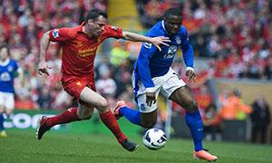 Liverpool 0-0 Everton