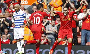 Liverpool 1-0 Queens Park Rangers