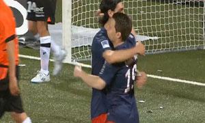 Lorient 1-3 Paris Saint-Germain