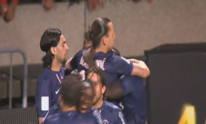 Lyon 0-1 Paris Saint-Germain