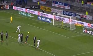 Lyon 2-0 Rennes