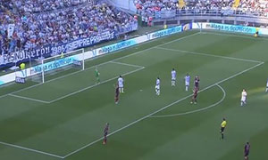 Malaga 3-1 Deportivo La Coruna
