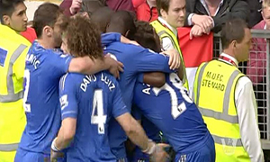 Manchester United 0-1 Chelsea