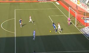 Nancy 0-3 Lyon