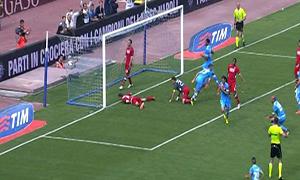 Napoli 2-1 Siena