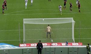 Nurnberg0-2 Bayer Leverkusen