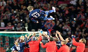 Paris Saint-Germain 3-1 Brest