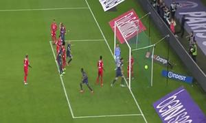 Paris Saint-Germain 1-1 Valenciennes