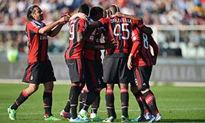 Pescara 0-4 AC Milan