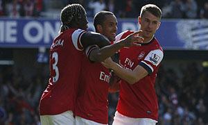 Queens Park Rangers 0-1 Arsenal