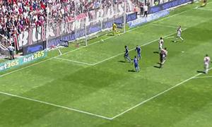 Rayo Vallecano 0-4 Valencia