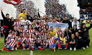 Real Madrid 1-2 Atletico Madrid