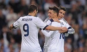 Real Madrid 6-2 Malaga