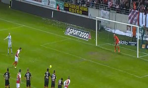 Reims 1-0 Lorient
