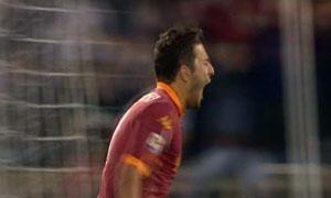 AS Roma2-1 Napoli