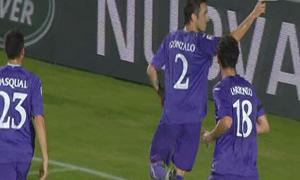 Siena 0-1 Fiorentina