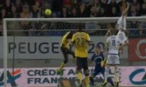 Sochaux 1-2 Toulouse