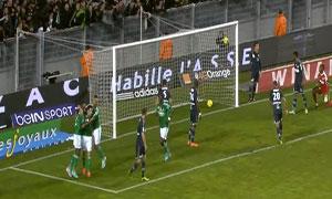 Saint-Etienne 2-0 Marseille