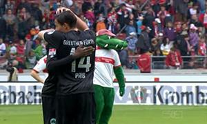 Stuttgart 0-2 Greuther Furth