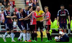 Sunderland 1-1 Stoke City