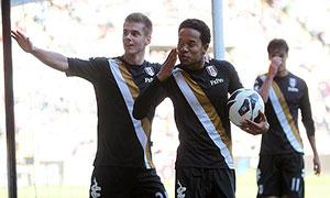 Swansea City 0-3 Fulham